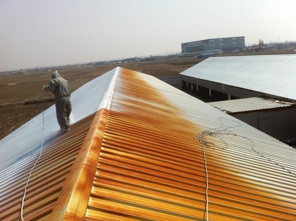 축사 지붕단열페인트1