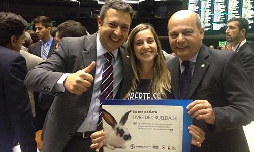 becrueltyfree_brazil_team