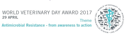 2017world vet day award