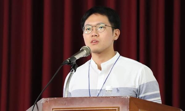 대공수협 제10기 회장 당선자 김기태 수의사