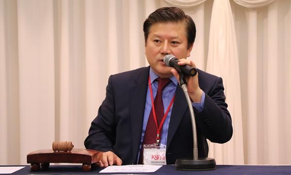 한국고양이수의사회 김재영 회장