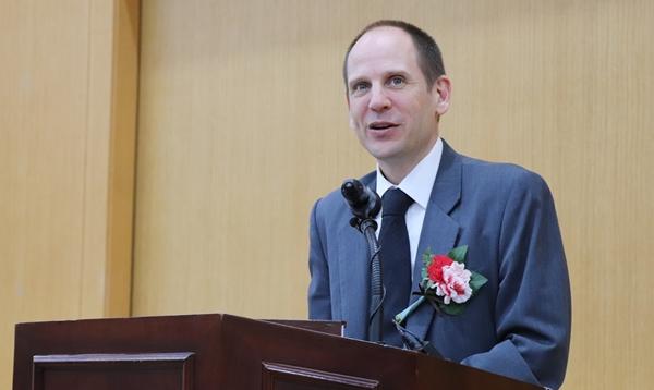 에릭 월시 주한 캐나다 대사
