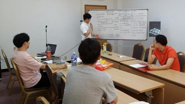 9월 대공수협 총회를 준비 중인 운영위원회