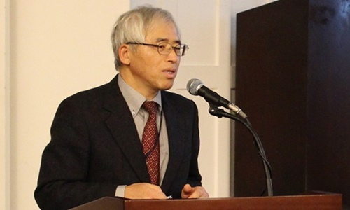 히로후미 쿠지타(Hirofumi Kugita, OIE Regional Representative for Asia and the Pacific)