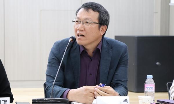 한국펫사료협회 김종복 회장