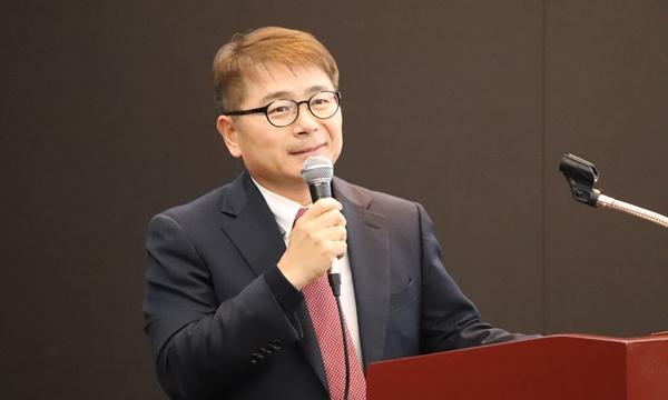 주중한국대사관 최정록 농무관
