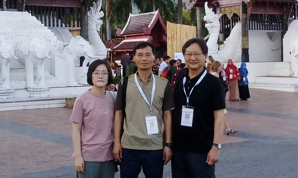 (왼쪽부터) 최경성, 박배근, 채준석 교수