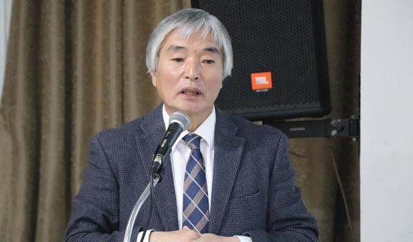 박인철 강원대 교수