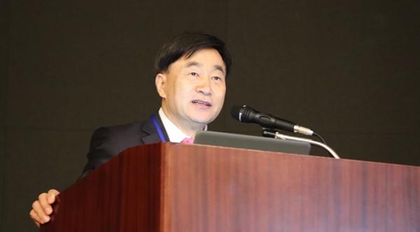 한국실험동물학회 이범준 이사장