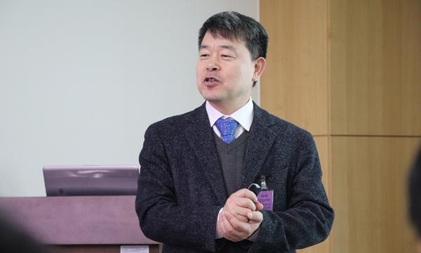 남북공동방역 로드맵을 제안한 김준영 농어업정책포럼 동물방역복지분과위원장