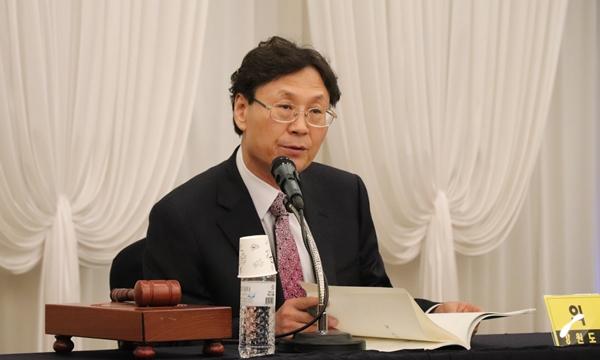 박근하 강원도수의사회장