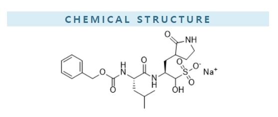 RNA바이러스 복제를 억제하는 GC376 화학구조식