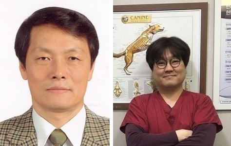 (왼쪽부터) 최석화 교수, 이태기 원장