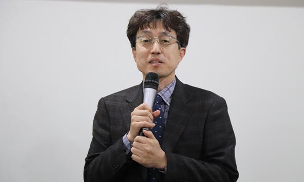 아시아회장염연구회 초대 회장으로 추대된 조호성 교수