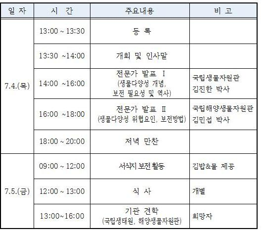 201907kaza schedule