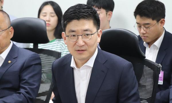 여의도연구원장 김세연 의원