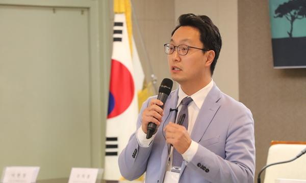 김산하 생명다양성재단 사무국장
